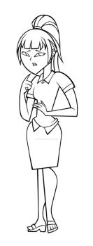 TDB Sakaki by Cid-Vicious