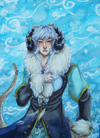 Of the Ice and Snow by Auffallend