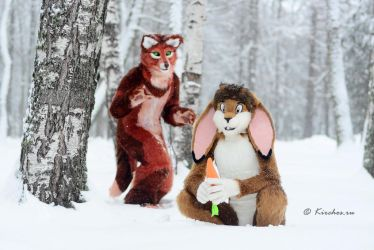 Rusfurrence 2018 The best friends by Kirchos