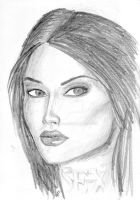Portrait of Tera by Dinoforce