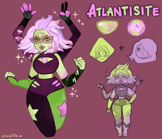 Atlantisite by pixelllls
