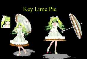 MotME Key lime pie by ZinniaE