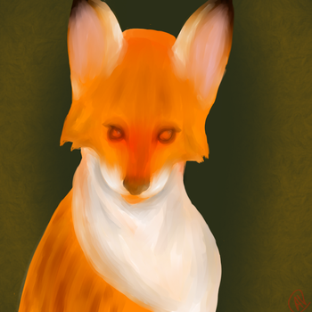 The Fox by Karmen4290
