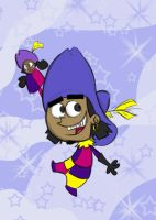 Fairly Odd Clopin by Nittletwister