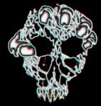Light Skull by tijir