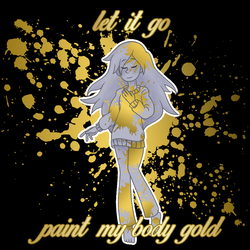 Body Gold by dinosicle