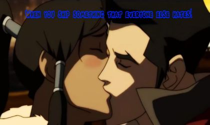 Makorra - An Intimate Moment by ObsessedGamerGal86