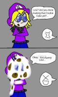 Gift: Just take the cake... by CrazyStarlightRene01
