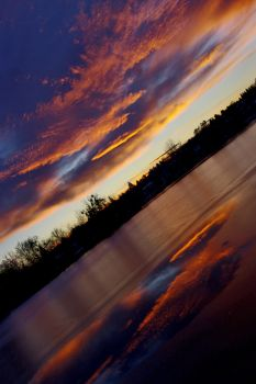 The image of the sky II by Tsapo