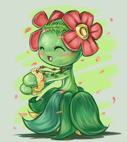 Bellossom by RequestFag