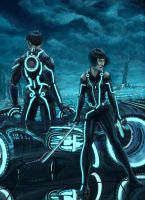 Tron: The New Legacy by NVPStudios