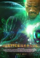 Justice League (2017) Green Lantern Poster by Enoch16