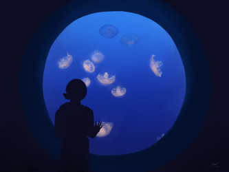Jellyfish by Birdmusic