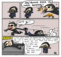 dishonored 2, doodles 8 by Ayej