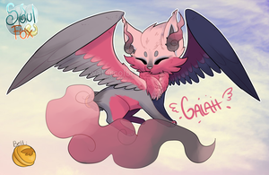 Galah SoulFox (Adopt Auction- Closed) by watercoIor