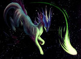 Starlit Path by CryoftheBeast