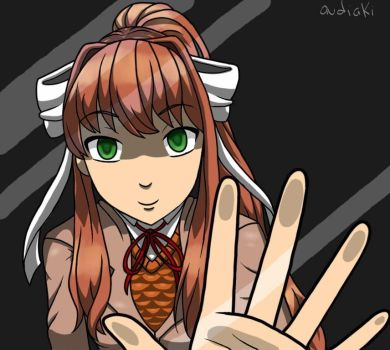 Just Monika. by audiaki
