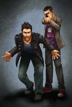 Sterek - Protection by Xinjay