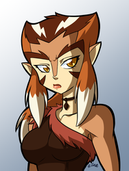 Pumyra by rongs1234
