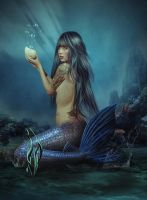 Mermaid by SuicideOmen
