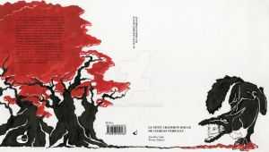 Book Cover-The little red ... by Ifaal
