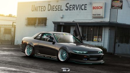 Nissan S13 by TOPvt