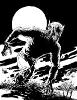 Werewolf by Night by deankotz