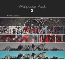Wallpaperpack 2 by Anselmeth