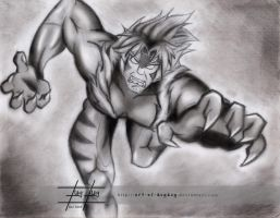 Deadly Lunge - Revised by Art-of-ZugZug