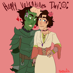 vALENTINES DAY? by Obcasis