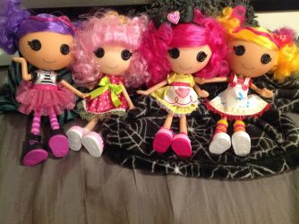 My 2017 Lalaloopsy Collection! by ILovetheTalkingClock