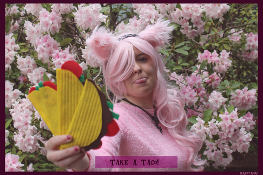 (MLP) Fluffle Puff Cosplay #2 by KrazyKari