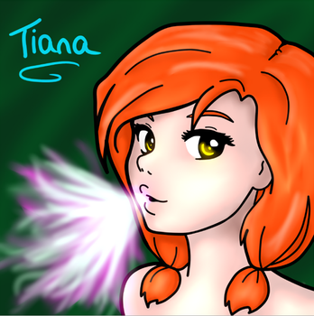 Tiana by Rach98