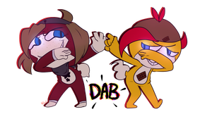 Dab by Funkchen-Sparky