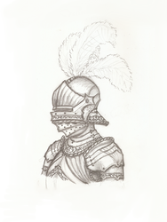 Ritter Rocket Concept Helmet 1 by The-King-in-Grey