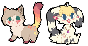 Chibi Commissions! by Smushey