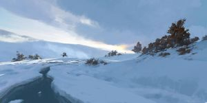 SNOWFIELD by TAODAO
