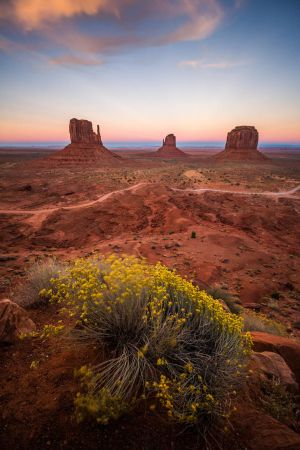 Monument Valley by Francy-93
