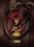 Fran Bow and Remor by WyllowDow