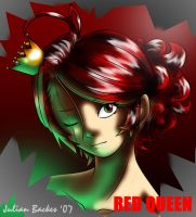 RED QUEEN - Break the grey by Andante2