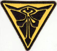 Imperial Amber Guard Patch by Lastwear