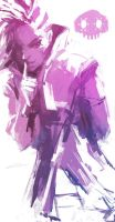 Sombra: Can you keep a Secret? (Overwatch) by Alex-Chow