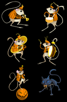 TiH: Band of Mice by Bilious