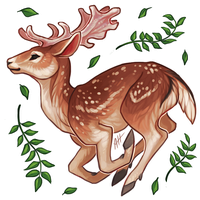 Sticker Commission 4 by soulwithin465