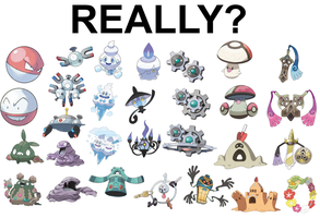 These Are All Seriously Pokemon