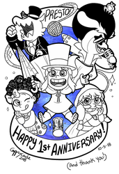 A Hat In Time Anniversary by cappy-code