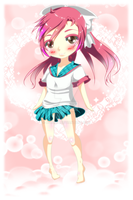 .:UTAU:. Aika in one of her Songs by A-Daiya