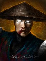 Raiden - Lord of Thunder by flavioluccisano