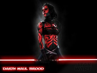 Maul Brood by PyroDark