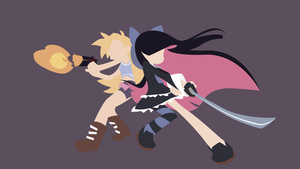 Minimalist Panty and Stocking| PSG by Theztret00